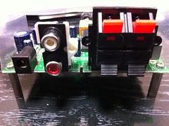 LXA-OT1 背面