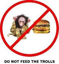 A Warning to any Trolls (Tories, conservative evangelicals, homophobes) who try and post here....