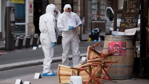 Night of terror: Paris attacks