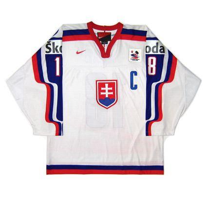 Slovakia 2005 jersey photo Slovakia2005HF.jpg