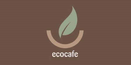 Eco Cafe Logo