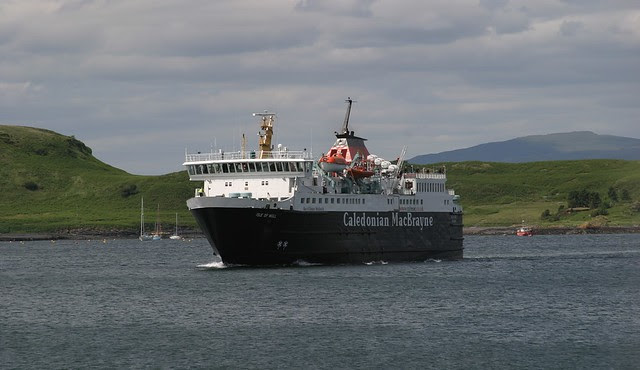 8192 - The Isle of Mull Ferry
