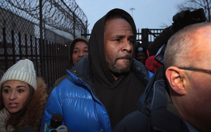 R Kelly Gets May 2020 Trial Date In Sex Abuse Case