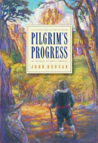 Hearing the news, I was reminded of The Pilgrim's Progress.