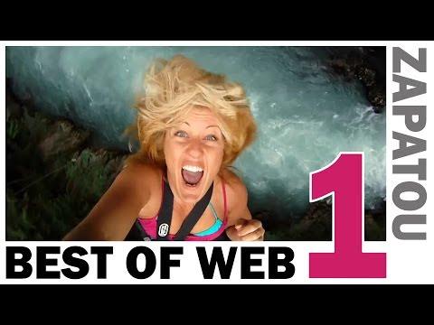 Compilación de 200 videos de internet en tres minutos y medio