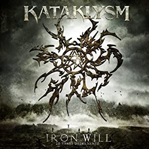 Kataklysm - Iron Will: 20 Years Determined available on Amazon.com