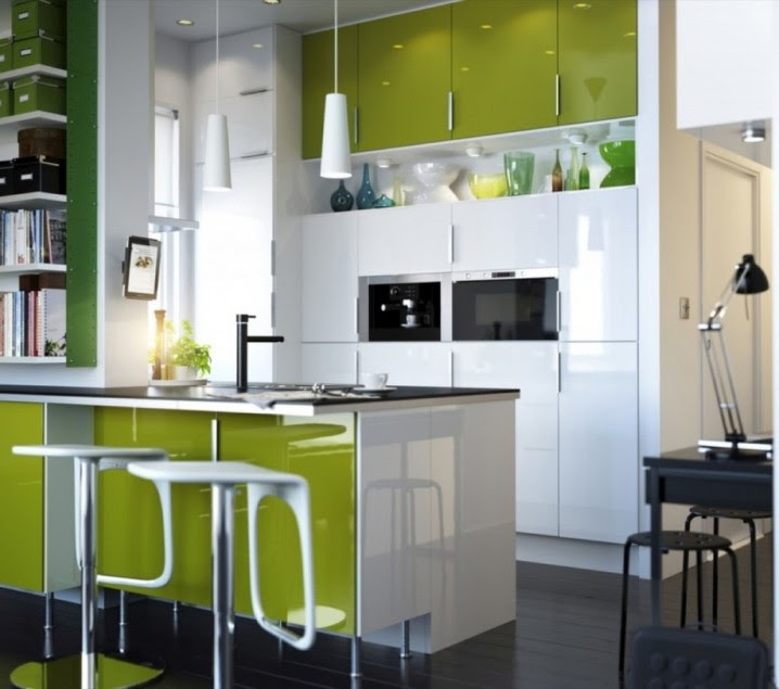 16 Modern Small Kitchen Designs