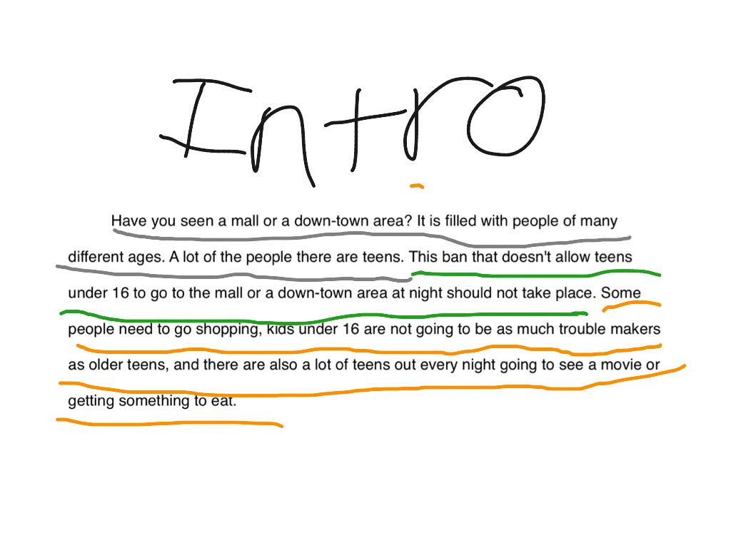 how to write a historical essay introduction