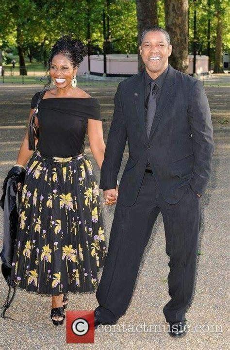 Denzel / Wife   20150701, 32nd wedding anniversary a feat