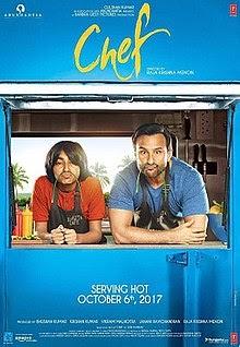Chef Hindi Movie Watch Online | 2017 | Hindi Movie | Full Movie Watch Online | Free | Bollywood Movie.
