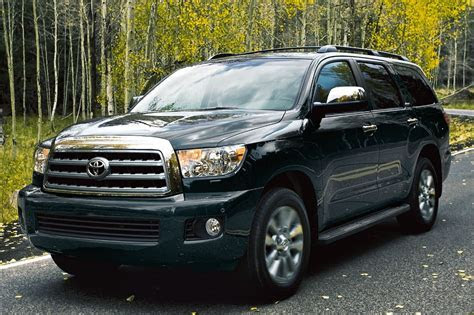 2018 Toyota Sequoia Release Date, Price, Interior Pics, Exterior Changes