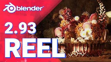 Rilasciato Blender 2.93 LTS: tanti miglioramenti per l'ultima release del ramo 2.x