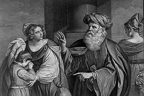 The Expulsion of Ishmael