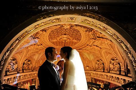 Melissa & Rob {Loew?s Landmark Theatre Jersey City Wedding