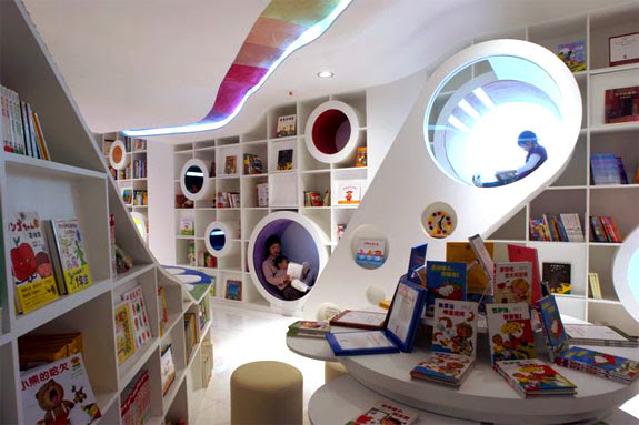 kids republic 1 The Worlds 6 Coolest Looking Bookstores