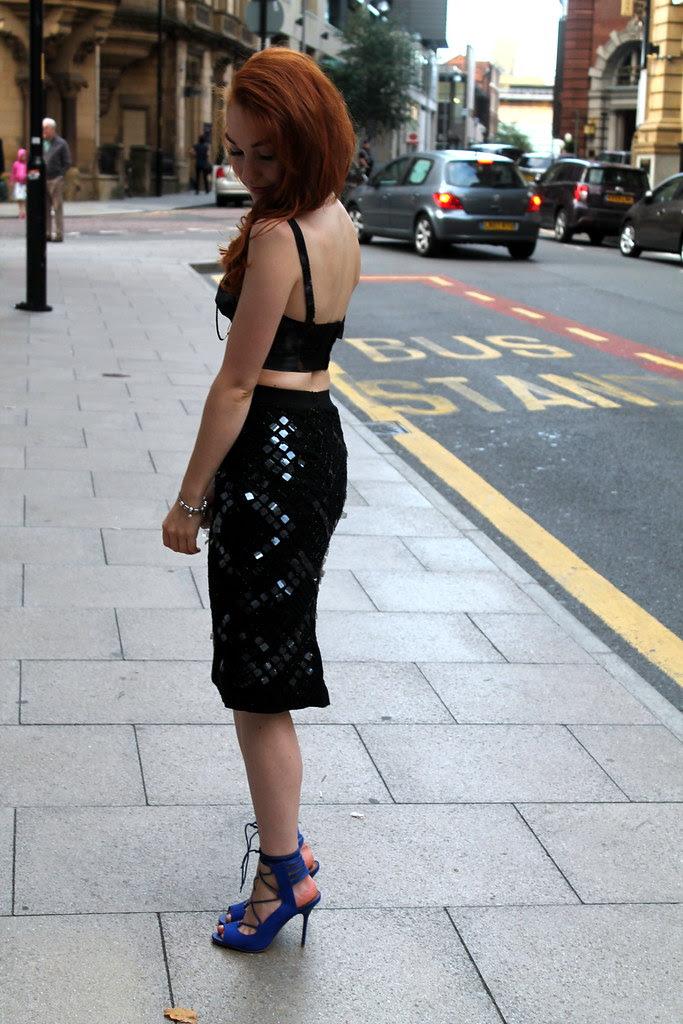 Crop top pencil skirt (2)