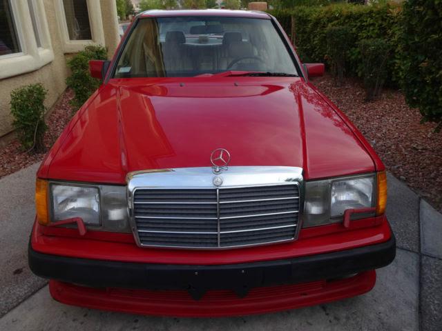 1988 Mercedes-Benz 300E LORINZER BODY KIT