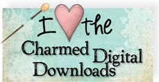 I LOVE the Charmed Cards & Crafts Digital Stamps