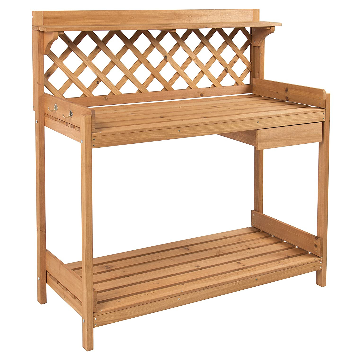 Fabulous Potting Bench Outdoor Bar Buy Or Build Brooklyn Limestone Squirreltailoven Fun Painted Chair Ideas Images Squirreltailovenorg