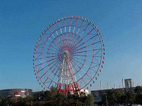 Palette Town Ferris Wheel, Odaiba