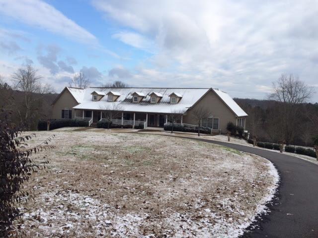 Carmel Retreat Center-Winter