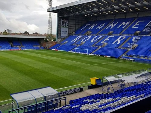 Tranmere Ticket Update: Over 1,000 Sold, 900 More Secured