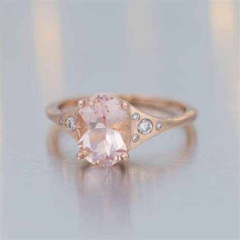 Morganite Engagement Rings   CustomMade.com