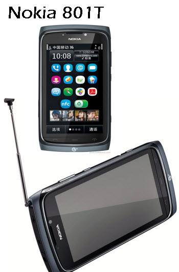 2012-Nokia-Mobile-Model.Nokia latest mobile 2012 NOKIA-801T