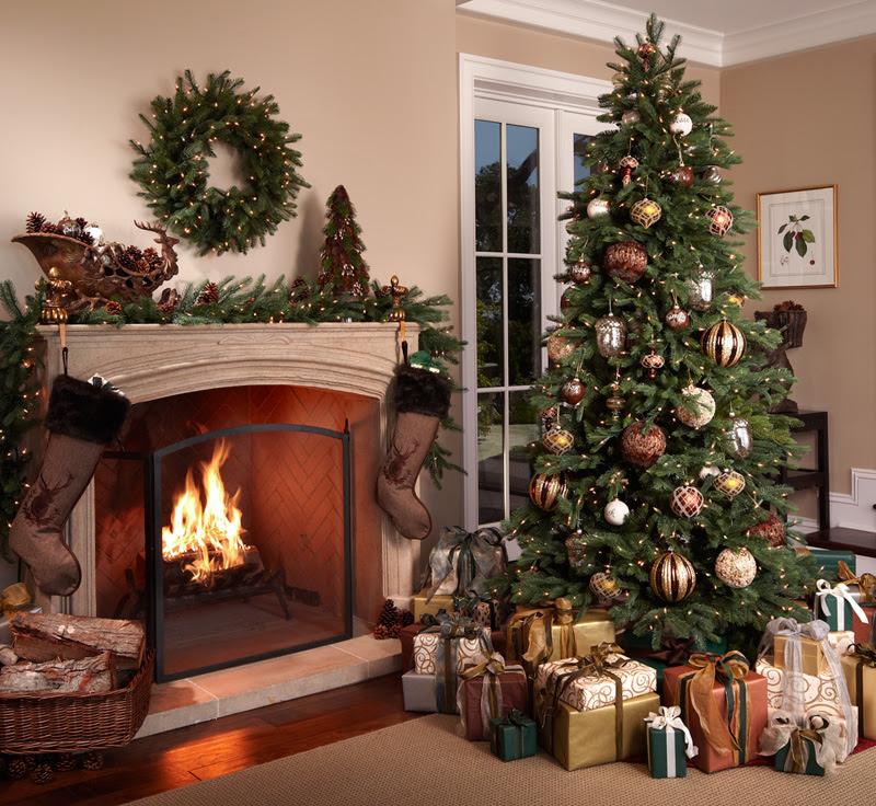 Christmas Tree Decorations Using Pine Cones Christmas Decorating