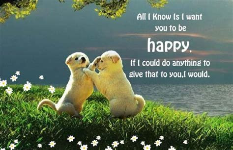 Be Happy Always! Free I Want You to be Happy Day eCards
