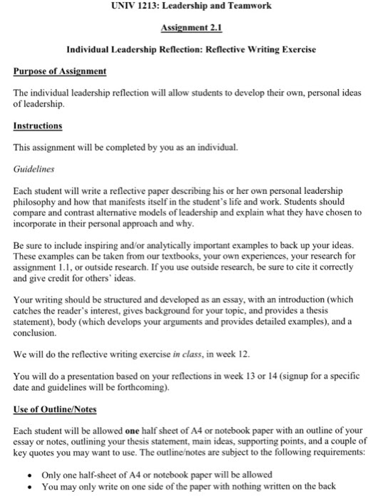 To a how write reflective an essay for introduction service