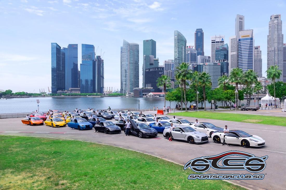 SPORTS CAR CLUB (SINGAPORE) - Home