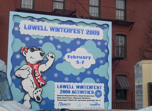 Lowell Winterfest