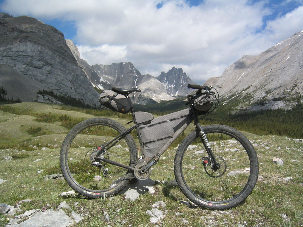 adventure journal bike touring special