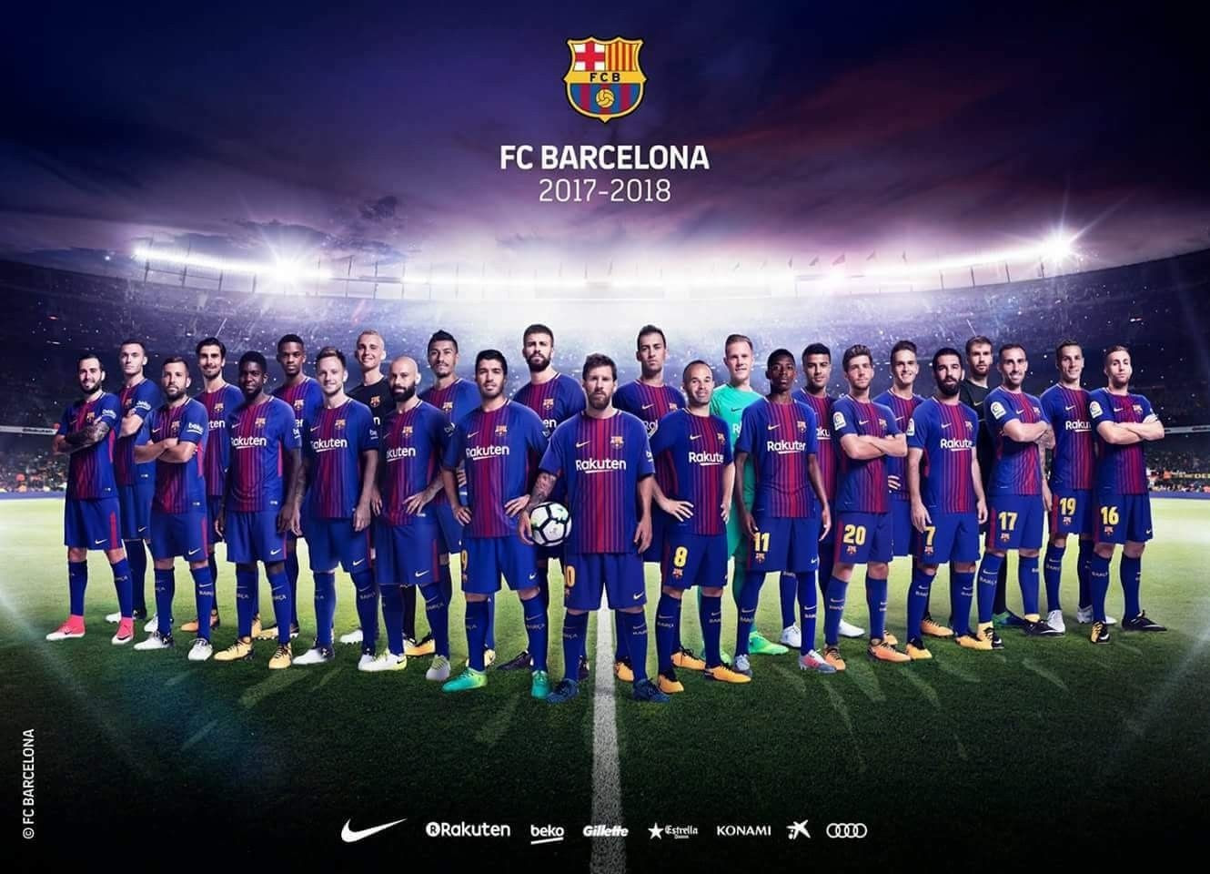 Barcelona Desktop Wallpaper 2018