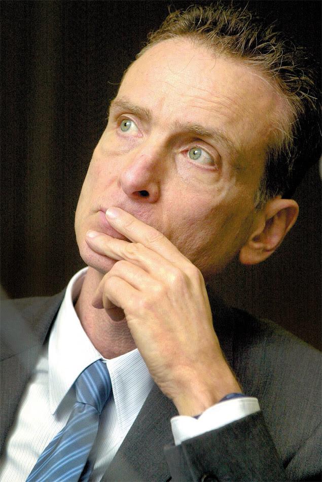 O economista José Alexandre Scheinkman, que deixará Princeton rumo à Universidade Columbia