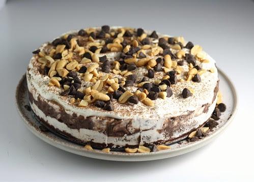 Tin Roof Ice Cream Cake