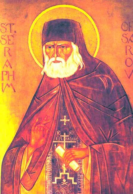 IMG ST. SERAPHIM of Sarov,