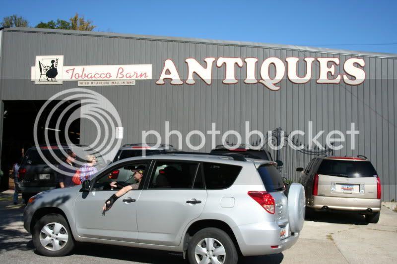 tobacco road antiques asheville, nc