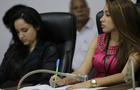 Trabajo en Comisiones de la Asamblea Nacional del Poder Popular. Atencion a la Juventud, la niñez y la igualdad de derechos de la Mujer. Foto: Ismael Francisco/Cubadebate.