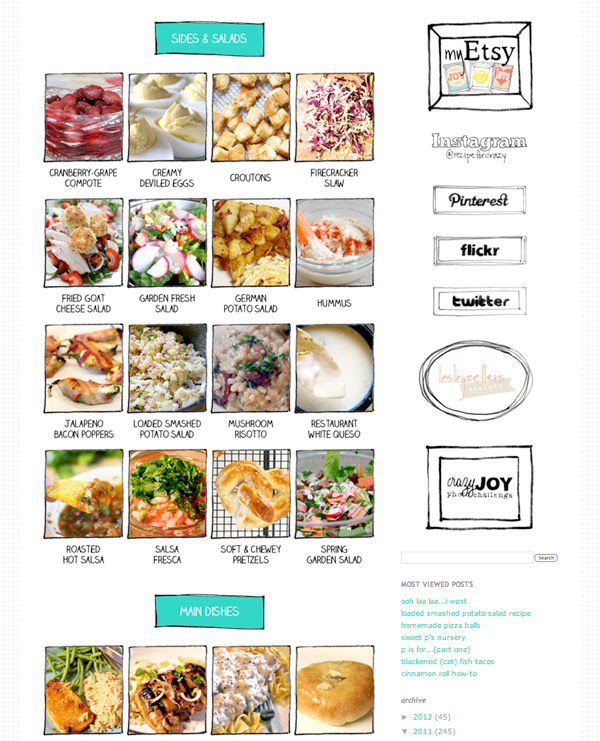 recipepage