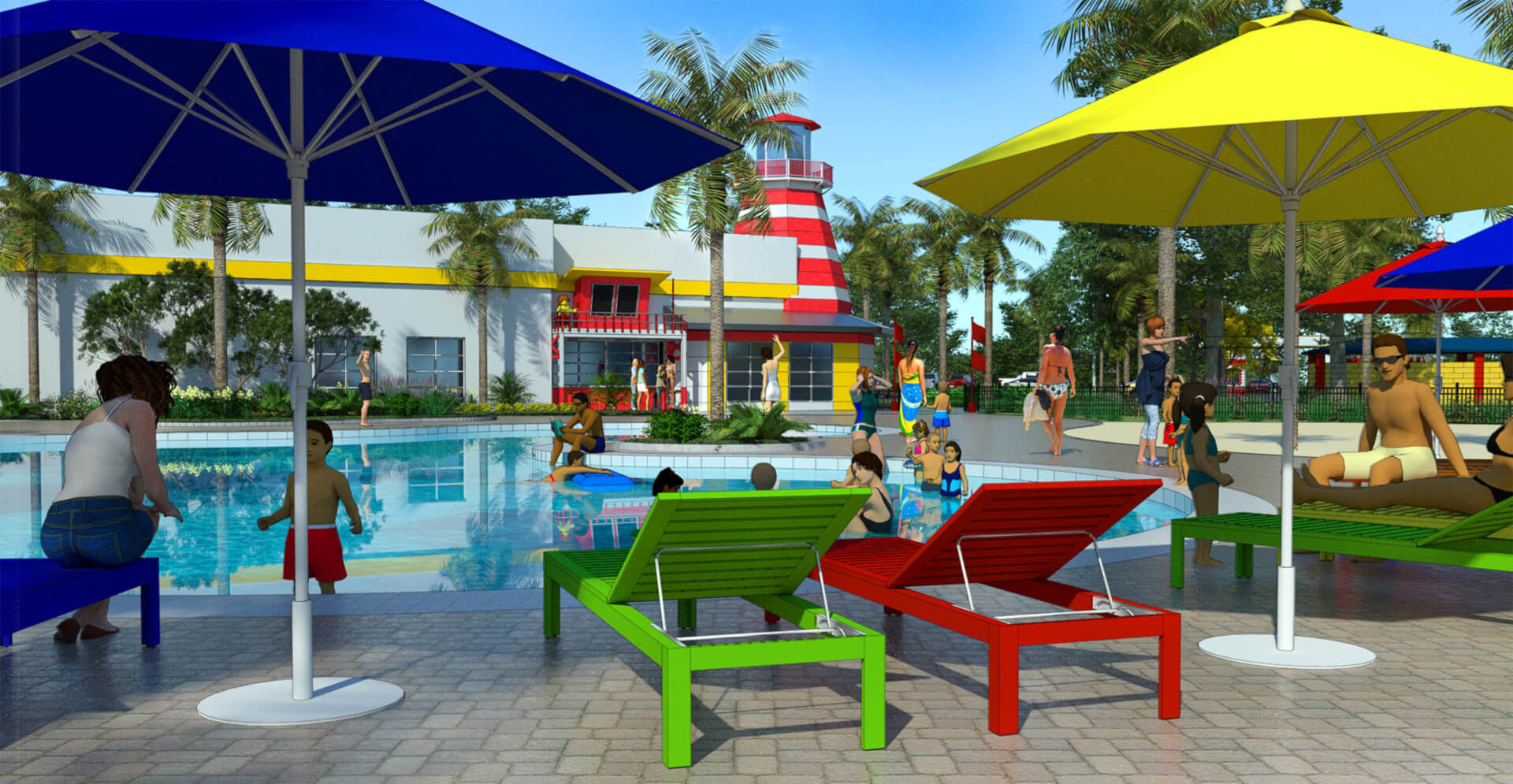 VIDEO LEGOLAND Beach Retreat resort announced for 2017 at