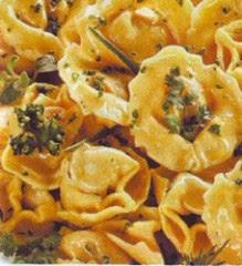 ravioli di magro,ravioli di pesce,pesce,ricette di cucina,spinaci,ricotta,ravioli,panna,salvia,