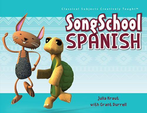 Song School Spanish Student Cover Image