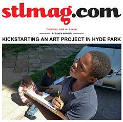 St. Louis Magazine article