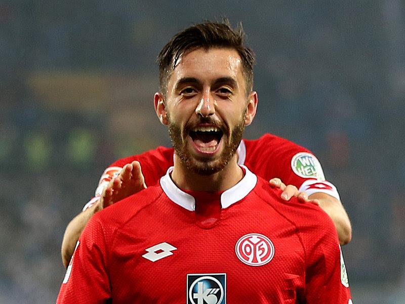 Yunus Malli Mainz Bundesliga Euro