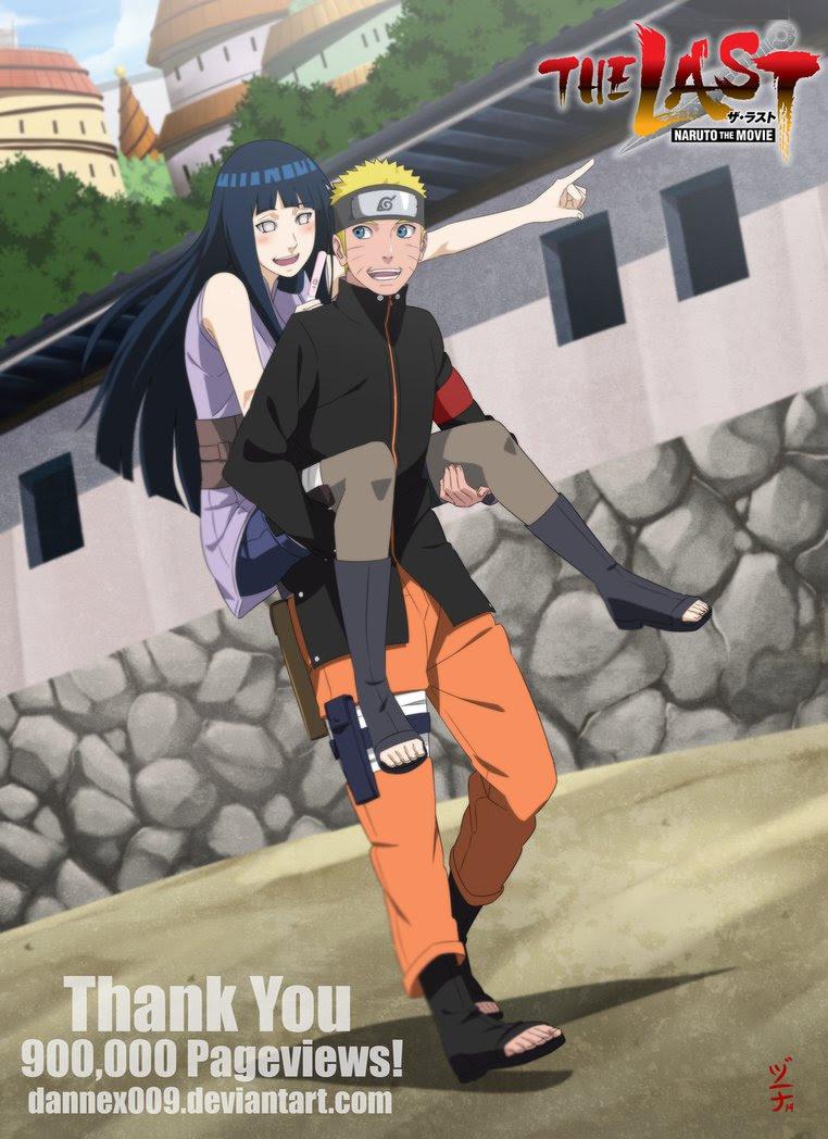 Naruto X Hinata Naruto Movie The Last Hinata Hyuga Foto 43284288 Fanpop
