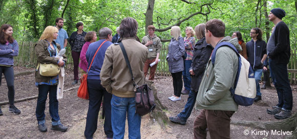 Walk with London Wildlife Trust