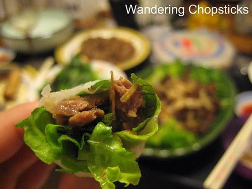 Bo Xao Xa (Vietnamese Beef Sauteed with Lemongrass ) 2