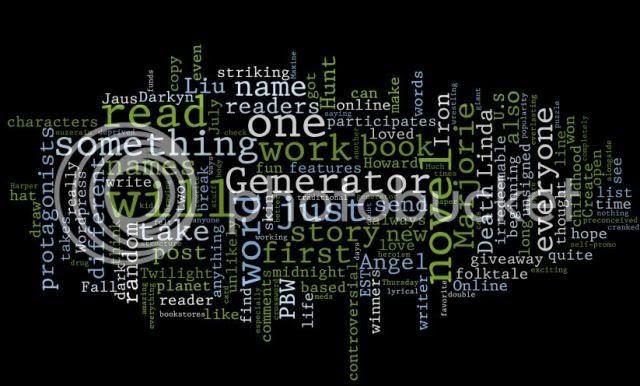 The PBW Wordle